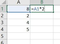 Zo vermenigvuldig je een kolom in Excel