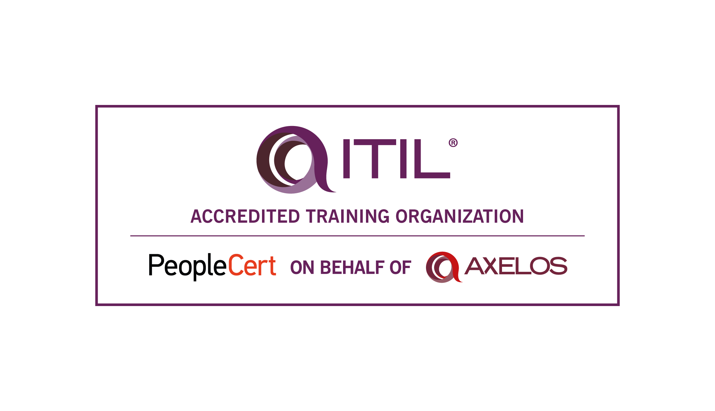 Computrain is Accredited Training Organization voor ITIL